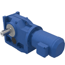 K-Sew-Type-Gear-Reducer
